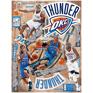 Oklahoma City Thunder Power Pack