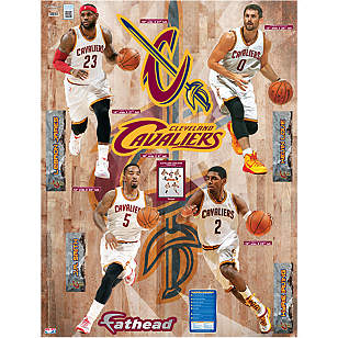 Cleveland Cavaliers Power Pack