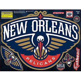 New Orleans Pelicans Street Grip