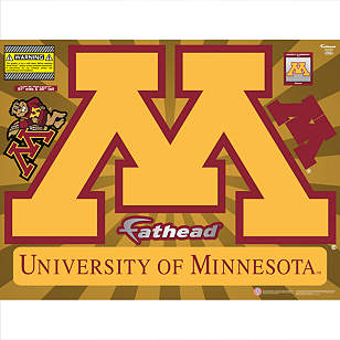 Minnesota Golden Gophers Street Grip