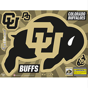 Colorado Buffaloes Street Grip