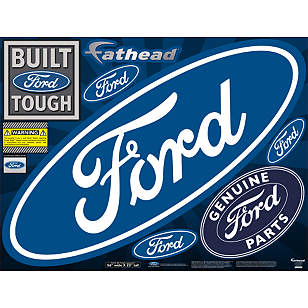 Ford Logo Street Grip