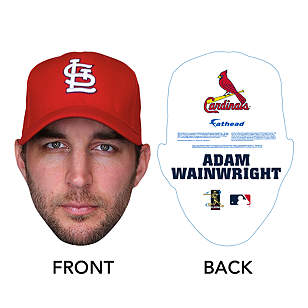Adam Wainwright Big Head