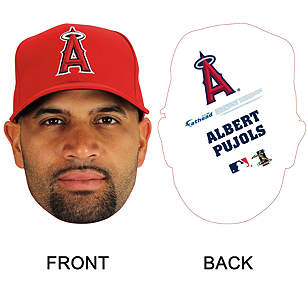 Albert Pujols Big Head
