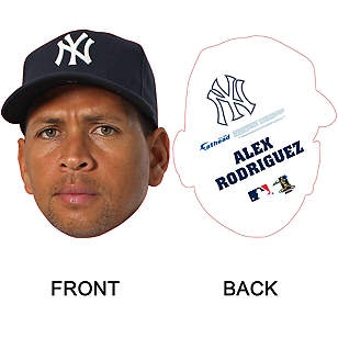 Alex Rodriguez Big Head