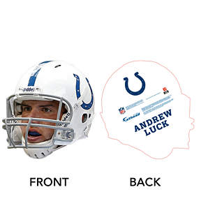 Andrew Luck Game Day Big Head