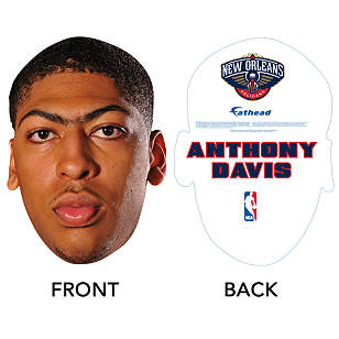 Anthony Davis Big Head
