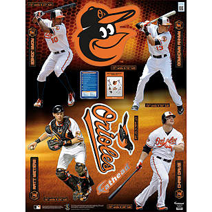 Baltimore Orioles Power Pack