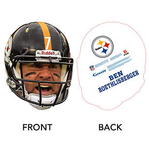 Ben Roethlisberger Game Day Big Head