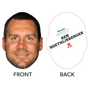 Ben Roethlisberger Big Head