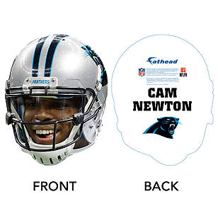 Cam Newton Game Day Big Head