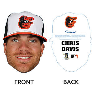 Chris Davis Big Head