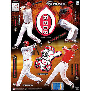 Cincinnati Reds Power Pack