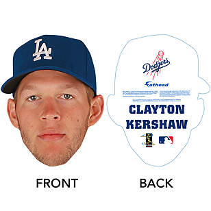 Clayton Kershaw Big Head