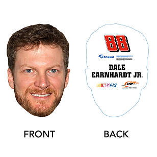 Dale Earnhardt Jr. Big Head