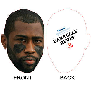 Darrelle Revis Big Head