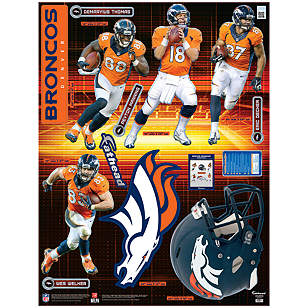Denver Broncos Power Pack - 2013