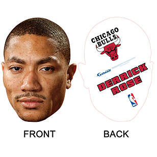 Derrick Rose Big Head