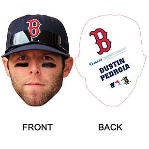 Dustin Pedroia Big Head