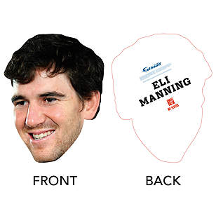 Eli Manning Big Head