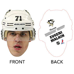 Evgeni Malkin Big Head