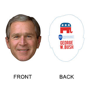 George W. Bush Big Head