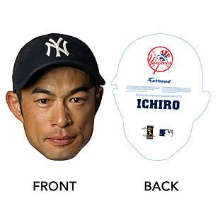 Ichiro Big Head