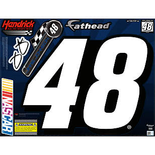Jimmie Johnson #48 Street Grip
