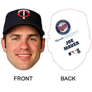 Joe Mauer Big Head