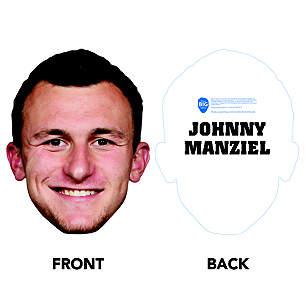 Johnny Manziel Big Head