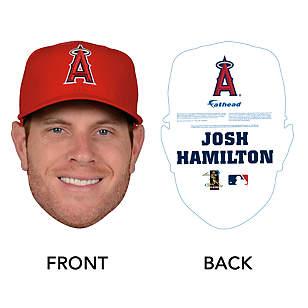 Josh Hamilton Big Head