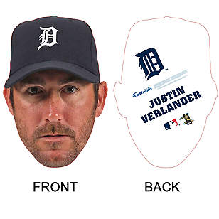 Justin Verlander Big Head