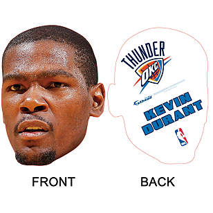 Kevin Durant Big Head