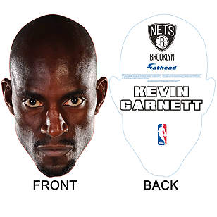 Kevin Garnett Big Head