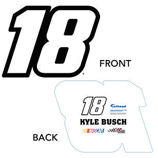 Kyle Busch No 18 Logo Big Head Wall Decal in addition Sports Car Coloring Pages likewise 81 additionally Boyama additionally Cool Car Coloring Pages. on kyle busch kids