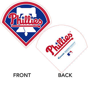 Philadelphia Phillies Logo Big Head