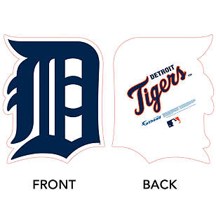 Detroit Tigers Logo Big Head
