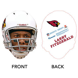 Larry Fitzgerald Game Day Big Head