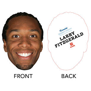 Larry Fitzgerald Big Head