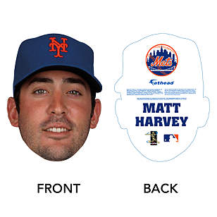 Matt Harvey Big Head