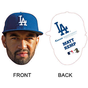 Matt Kemp Big Head