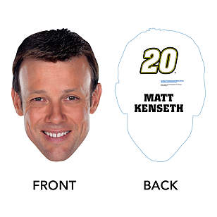 Matt Kenseth Big Head