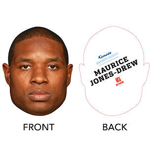 Maurice Jones-Drew Big Head