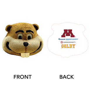Goldy Gopher Big Head - Minnesota