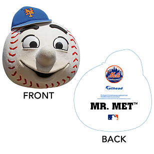 Mr. Met Big Head