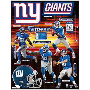 New York Giants Power Pack
