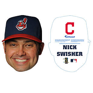 Nick Swisher Big Head