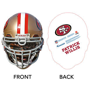 Patrick Willis Game Day Big Head