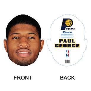 Paul George Big Head