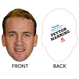 Peyton Manning Big Head